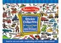 M&D - Sticker Collection - Blue