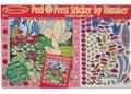 Melissa & Doug – Peel & Press Flower Garden Fairy