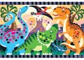 Melissa & Doug - Dinosaur Dawn Floor Puzzle - 24pc