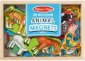 Melissa & Doug – Animal Magnets In A Box of 20