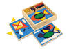 M&D – Beginner Pattern Blocks