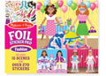 M&D - Foil Sticker Pad - Fashion