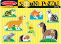 M&D – Pets Sound Puzzle – 8pc
