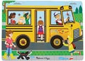 M&D – The Wheels on the Bus Song Puzzle – 6pc