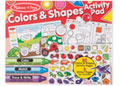 M&D - Colours & Shapes Activity Pad