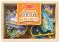 M&D – Magnetic Wooden Vehicles