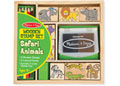 M&D - Safari Animals Stamp Set