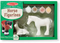 M&D - Horse Figurines - DYO