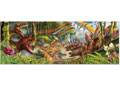 M&D - Dinosaur World Floor Puzzle - 200pc