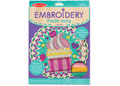 M&D - Embroidery Made Easy - Cute Cupcake