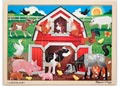M&D - Barnyard Jigsaw - 24pc
