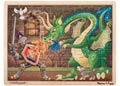 M&D – Knight & Dragon Jigsaw – 48pc