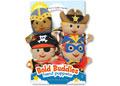 M&D - Bold Buddies Hand Puppets