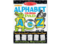 M&D - Colouring Pad - Animal Alphabet