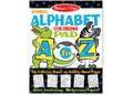 M&D - Colouring Pad - Animal Alphabet