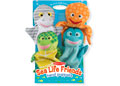 M&D – Hand Animal Puppets – Sealife Set of 4