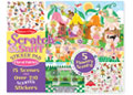 Melissa & Doug Scratch & Sniff Stickers - Floral Fairies