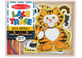 M&D - Lace & Trace - Wild Animals