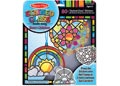 M&D - Stained Glass Made Easy -Heart & Rainbow