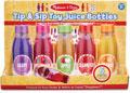 M&D - Tip & Sip Toy Juice Bottles