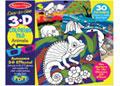 M&D - ETS3D -COLOR PAD ANIMALS