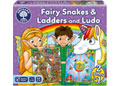 Orchard Game - Fairy Snakes & Ladders and Ludo
