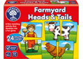 Orchard Game - Farmyard Heads & Tails