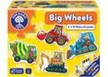 Orchard Jigsaw - Big Wheels 4 x 8pc