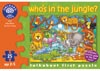 Orchard Jigsaw - Who's in the Jungle? 25 pieces