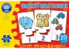 Orchard Toys - Match and Count Puzzle - 2 pcs