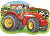 Orchard Toys – Big Tractor Shaped Floor Puzzle