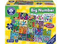 Orchard Jigsaw - Big Number Puzzle & Poster 20 pieces