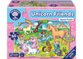 Orchard Jigsaw - Unicorn Friends Puz & Poster 50 pieces