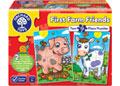 Orchard Jigsaw - First Farm Friends 2 x 12 pc