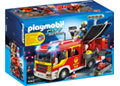 Playmobil – Fire Engine with Lights and Sound
