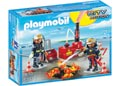 Playmobil – Firefighting Operation with Water Pump