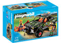 Playmobil – Adventure Pickup Truck