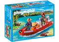 Playmobil – Inflatable Boat with Explorers