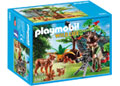 Playmobil – Lynx Family with Cameraman