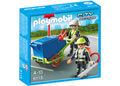 Playmobil – Sanitation Team