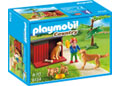 Playmobil – Golden Retrievers with Toy