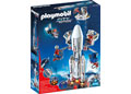 Playmobil Space Rocket with Base Station