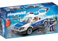 Playmobil – Police Car with Lights and Sound