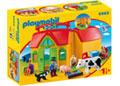 Playmobil - 1.2.3 My Take Along Farm