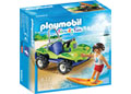 Playmobil - Surfer with Beach Quad