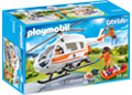 Playmobil - Rescue Helicopter