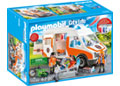 Playmobil - Ambulance with Flashing Lights