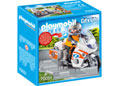 Playmobil - Emergency Motorbike