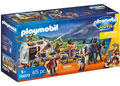 Playmobil - Charlie with Prison Waggon