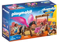 Playmobil - Marla & Del with Pegasus